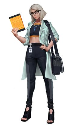 Female Character Design, Character Design Inspiration, Character Concept, Character Art, Kleidung Design, Cyberpunk Art, Sci Fi Characters, Shadowrun, Character Portraits