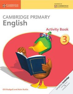 "Cover of ""Cambridge Primary English Activity Book 3"""
