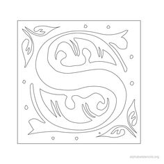 printable stencils letters free