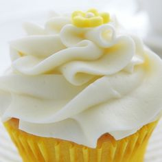 This easy lemon cupcakes recipe is topped with a delicious creamy vanilla buttercream frosting.. Easy Lemon Cupcakes Recipe from Grandmothers Kitchen.