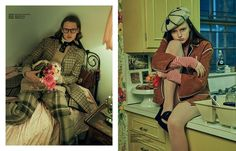 Freaks and Geeks (Harper's Bazaar China)