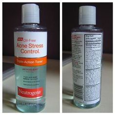Best Toners for Acne Prone Skin, compilation post, on the blog, link to review posts