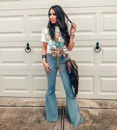 cute outfits to wear Country Style Outfits, Southern Outfits, Country Fashion, Country Attire, Country Dresses, Cowgirl Outfits, Western Outfits, Western Wear, Cowgirl Clothing