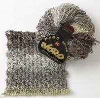 Silk Garden Lite - A silk, mohair, and wool blend #yarn in delicious color combinations