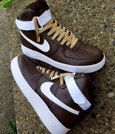 finest selection 90770 e2465 Nike Air Force 1 High Custom 90s Urban Fashion, Urban Fashion Trends,  Sneakers Nike