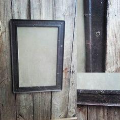 Kiedyś nasze babcie i mamy na tym gotowały a teraz czas na nowe zasosowanie może jako lustro  #nasprzedaz #industrial #mirror #frame #vintage #forsale