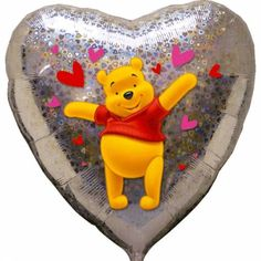 Folieballon Winnie de Pooh