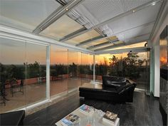 Veranda in alluminio OMNIA - TENDER