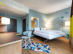 Alfredo Häberli Design Development | 25hours - Zürich West
