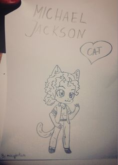 Michael Jackson Cat ^^