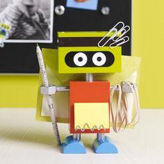 Chip the Desk Robot Organizer