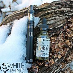 Chill out with the Cumulus Mini Sub Ohm vaporizer  #whiterhino #whiterhinolife #whiterhinoproducts #vapelife #ejuice #vaporizer #subohm