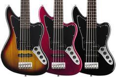 Squier Vintage Modified Jaguar Bass V Bass Bodies