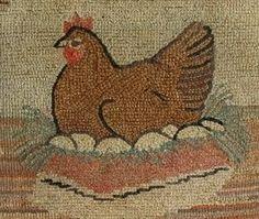 Notforgotten Farm: rug hooking