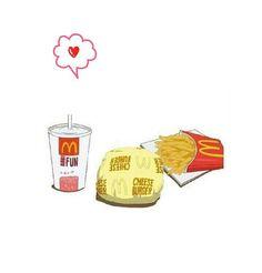#McDonald's ♡
