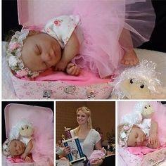 Reborn Baby Girl, Award Winner, OOAK Reborn, Limited Edition Beautiful Details