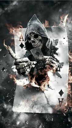 Skull wallpaper - Wallpaper