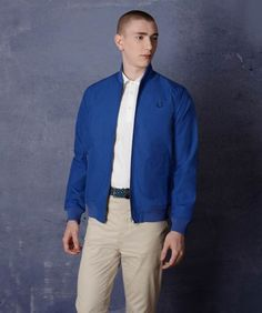 Fred Perry Laurel Wreath Spring / Summer '13 - Graphic Design Influences