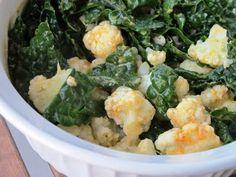 The Granola Chronicles: Warm Kale Salad