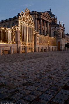✅ Grille Royale du Château de Versailles