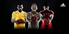 Adidas World Cup ad Featuring Football Stars Holding Bloody Cow Hearts Angers Animal Rights Activists
