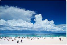 Bondi Beach  - March 20th. Gotta love Sydney Autumn weather :-)