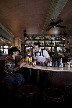 "La Buena Vida: Food & Wine's ""Go List"" Brooklyn {Maison Premiere @298 Bedford Ave}"