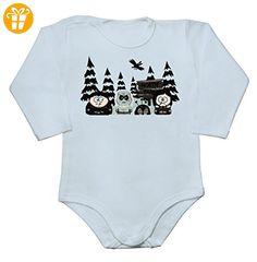 Parody Of Popular TV Shows Baby Long Sleeve Romper Bodysuit Small - Baby bodys baby einteiler baby stampler (*Partner-Link)