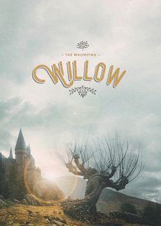 Hogwarts locations