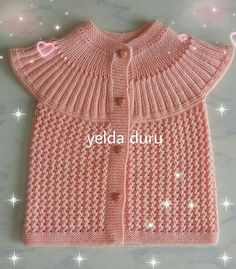 Co - Diy Crafts - DIY & Crafts Baby Cardigan Knitting Pattern, Vest Pattern, Crochet Poncho, Baby Knitting Patterns, Woolen Dresses, Baby Pullover, Diy Braids, Knitted Baby Clothes, Crochet Patterns For Beginners
