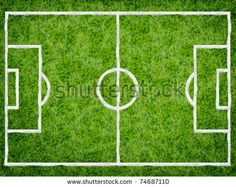 Image detail for -Soccer Field Grass Background Stock Photo 74687110 : Shutterstock