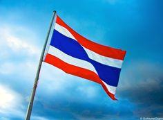 Flag of Thailand    http://www.hello-thailand.net/