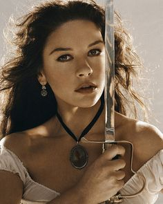 Catherine Zeta Jones [The Mask of Zorro] 001 by FromFranceDavid, via Flickr