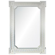 Bunny Williams for Mirror Image Home Greek Key Mirror #laylagrayce