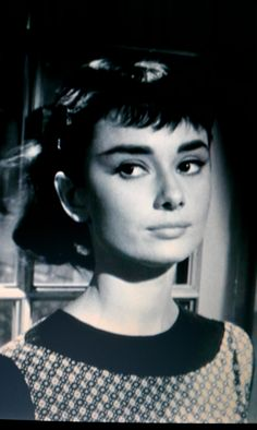 Audrey Hepburn en Sabrina