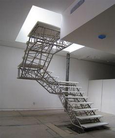 Genetic Stair.  Caliper Studio