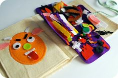 Chez Beeper Bebe: Tutorial and Pattern: Felt Egg Design Book