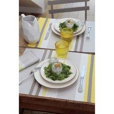 Set de Table Pampelune Soleil - Créations Jean-Vier