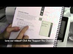 Husqvarna Viking Topaz 50 84 Embroidery Formats - YouTube