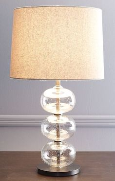 Lamp love. @annaramminger two of these in the bedroom?