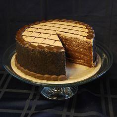 Original Smith Island Cake Recipe