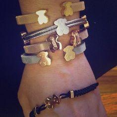 CHOOSE ONE!! TOUS CUFF BRACELETS TOUS CHOOSE ONE cuff fashion bracelet Tous…