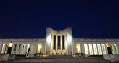 Hall of State Summer Night
