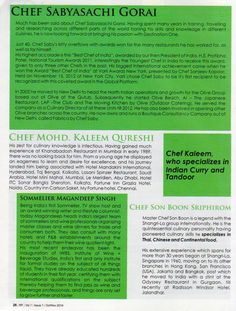 Destination One featured in Realty Fact, a leading real estate magazine. October/November 2014 issue. Page (3/3).
