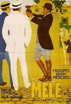 lovely vintage poster