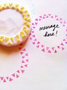 Message Stamps