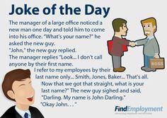 Joke of the Day!