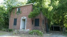 This house in Crary-St. Mary's was abandoned for ten years. It will be featured in the 37th season of This Old House.