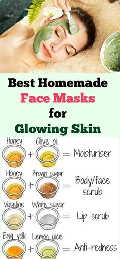 6 Super-Easy Homemade Face Masks for Glowing Skin Chamomile tea & oatmeal of cup 2 drops of almond oil 2 tsp of honey. Best Homemade / DIY Face Mask For Acne, Scars, Anti Aging, Glowing Skin, And Soft Skin Ingredient for Glowing skin Beauty Care, Beauty Skin, Face Beauty, Diy Beauty Mask, Beauty Makeup, Beauty Tips For Face, Natural Beauty Tips, Health And Beauty Tips, Hair And Beauty