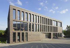 Klinkerobjekt Bürogebäude Dortmund